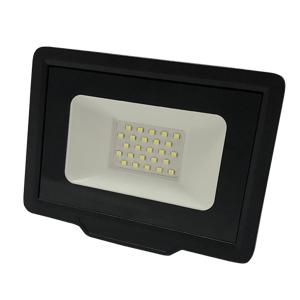 Optonica LED reflektor CITY LINE, černý 50W 4000lm NEUTRÁLNÍ BÍLÁ + Akční cena